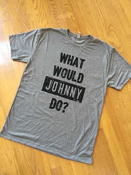 What Would Johnny Do Tee