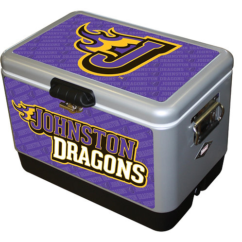 STEEL BELTED - Johnston Dragons Cooler