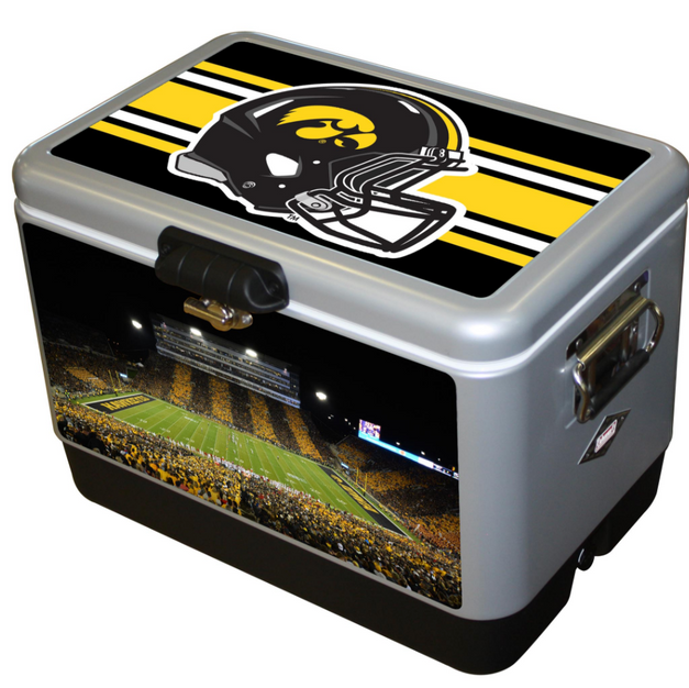 Iowa Steel Belted Cooler