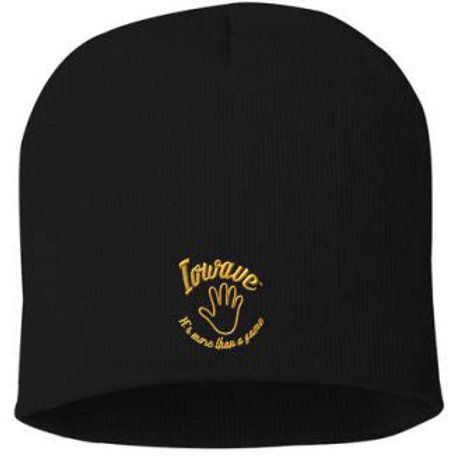 Iowave™ Hat - Black