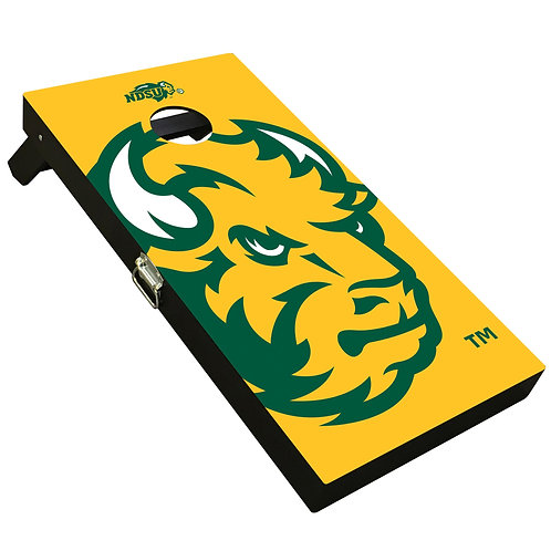 North Dakota State Bison Yellow Board Set