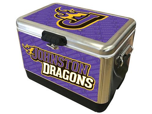 STAINLESS STEEL - Johnston Dragons Cooler