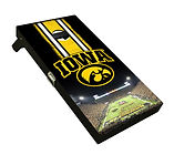 Iowa Football Cornhole Set