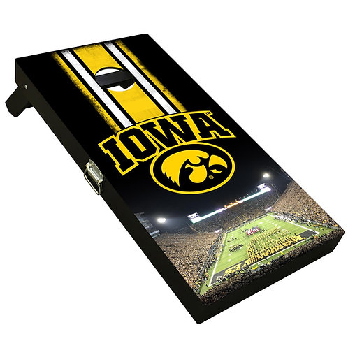 Iowa Hawkeye Kinnick Flag Boards
