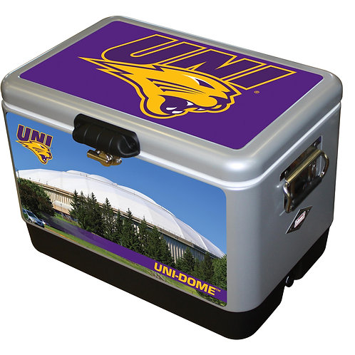 STEEL BELTED - UNI Panthers Stadium Cooler