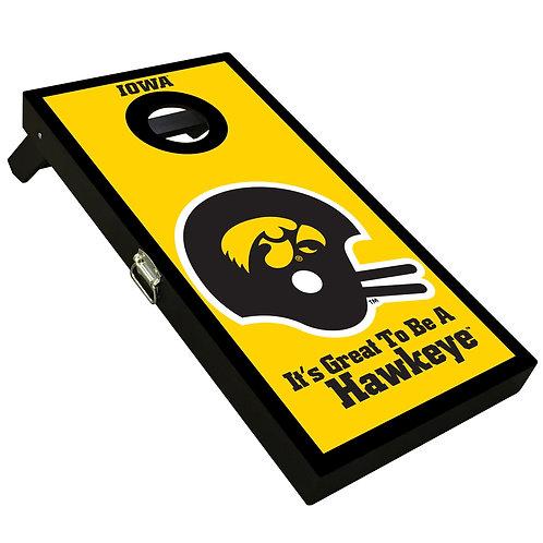 Iowa Hawkeye Gold Boards