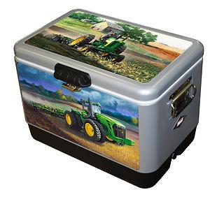 customized coleman cooler