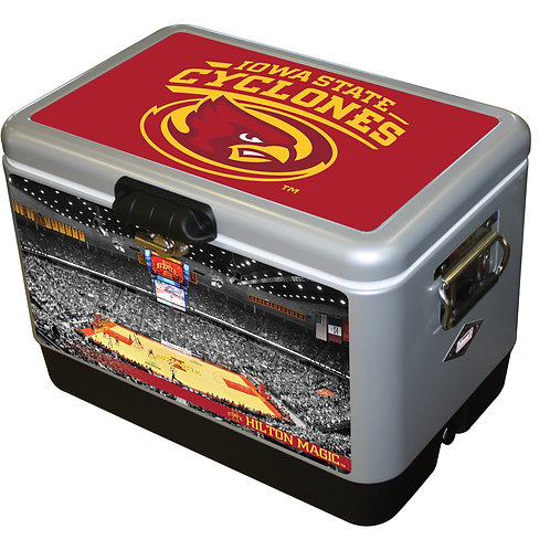 STEEL BELTED - Iowa State Cyclones Court Cooler