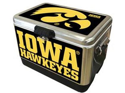 STAINLESS STEEL - Iowa Hawkeye Cooler