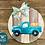 Thumbnail: Wood Round Truck Kit