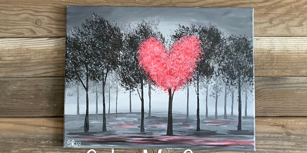 The Heart Tree (New Date) $35