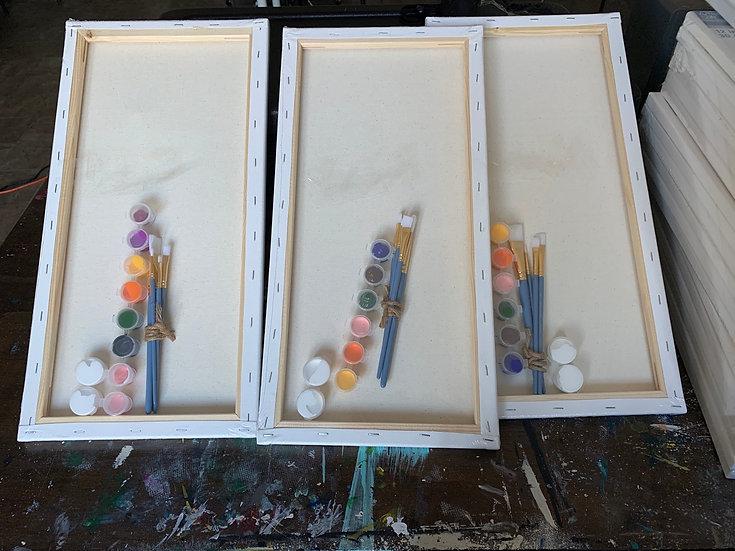 Full Canvas Painting Kit