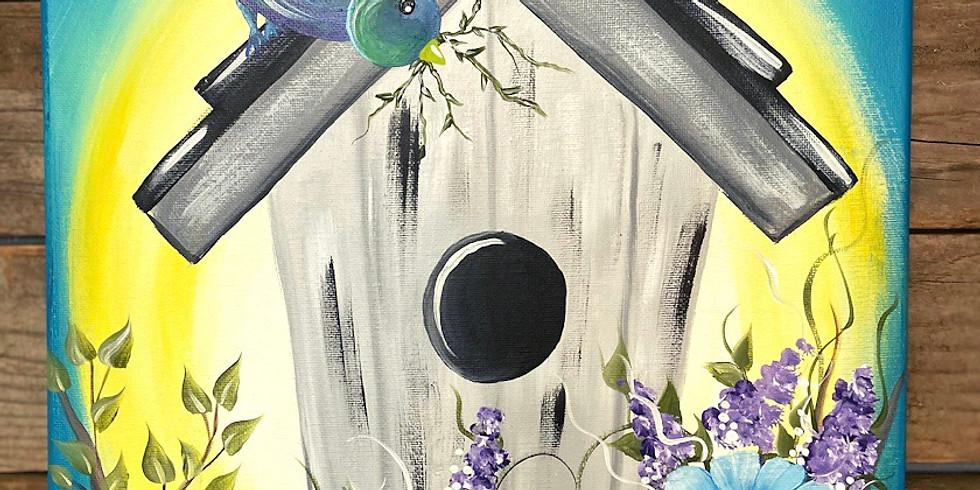 3/25 @ 6:00pm Birdhouse Blue