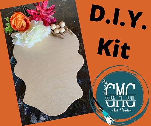 Dia De los muertos Sugar Skull DIY kit
