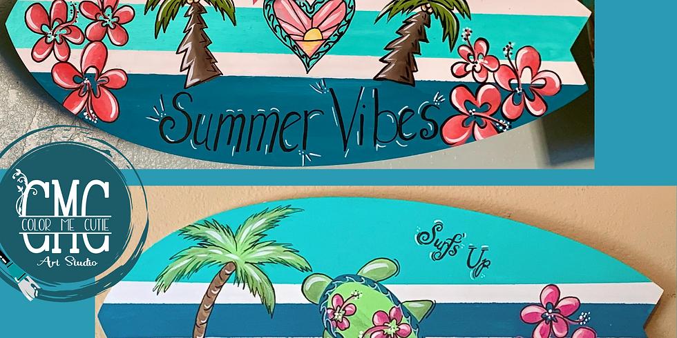 Summer Surfboard (ANYTIME Online)