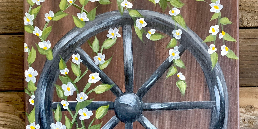 First Lutheran Church FUNDRAISER---Wagon Wheel $35