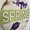 Thumbnail: Happy Spring Hydrangea Door Hanger