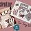 Thumbnail: Valentine Tier Tray Set