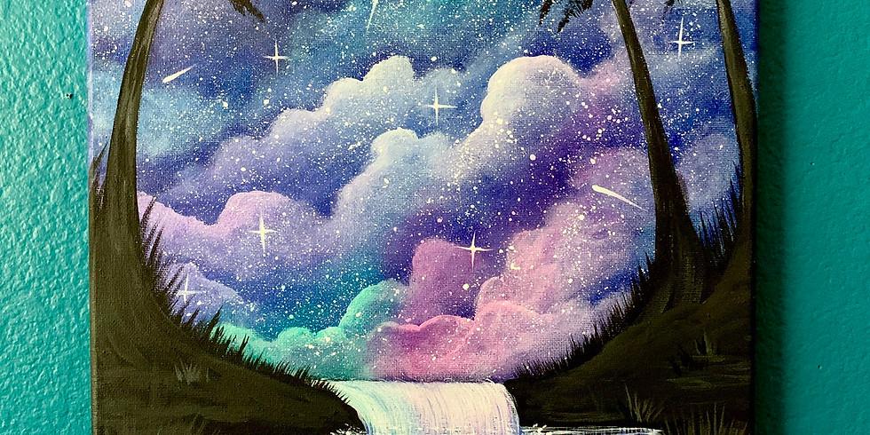 Galaxy Falls Paint Class (1)