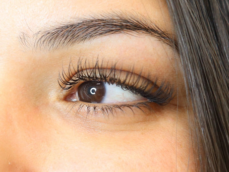 Importance of Coming in With Clean Lashes