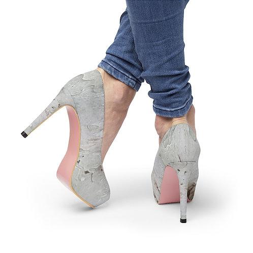 Woody Women's Platform Heels