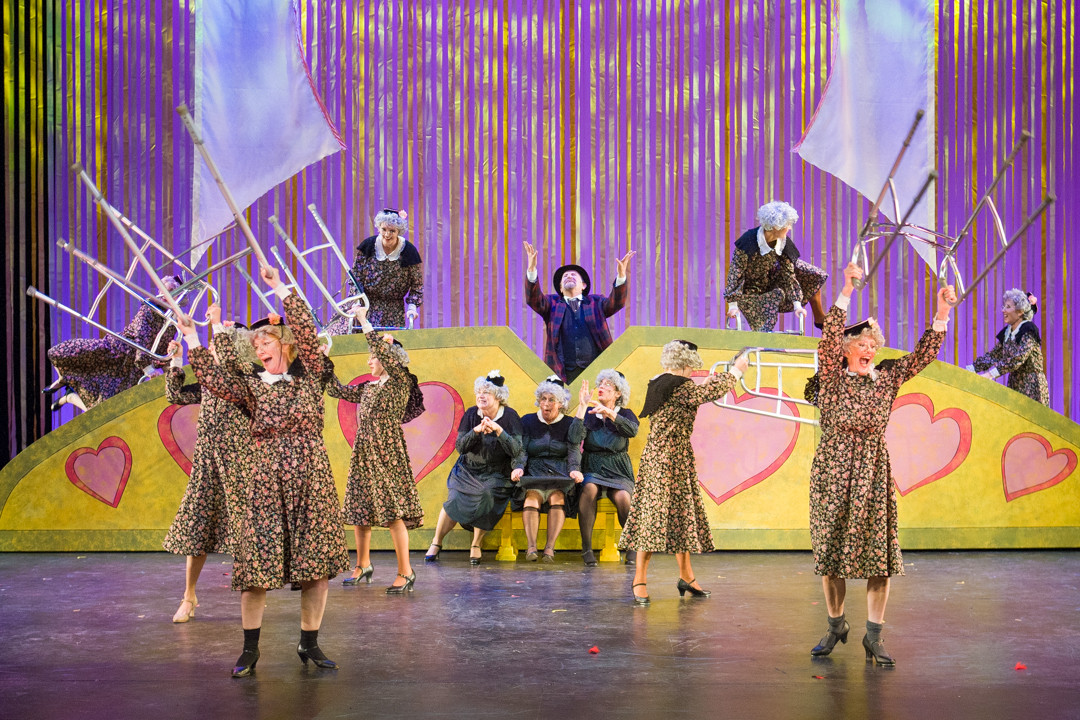 The Producers 2013