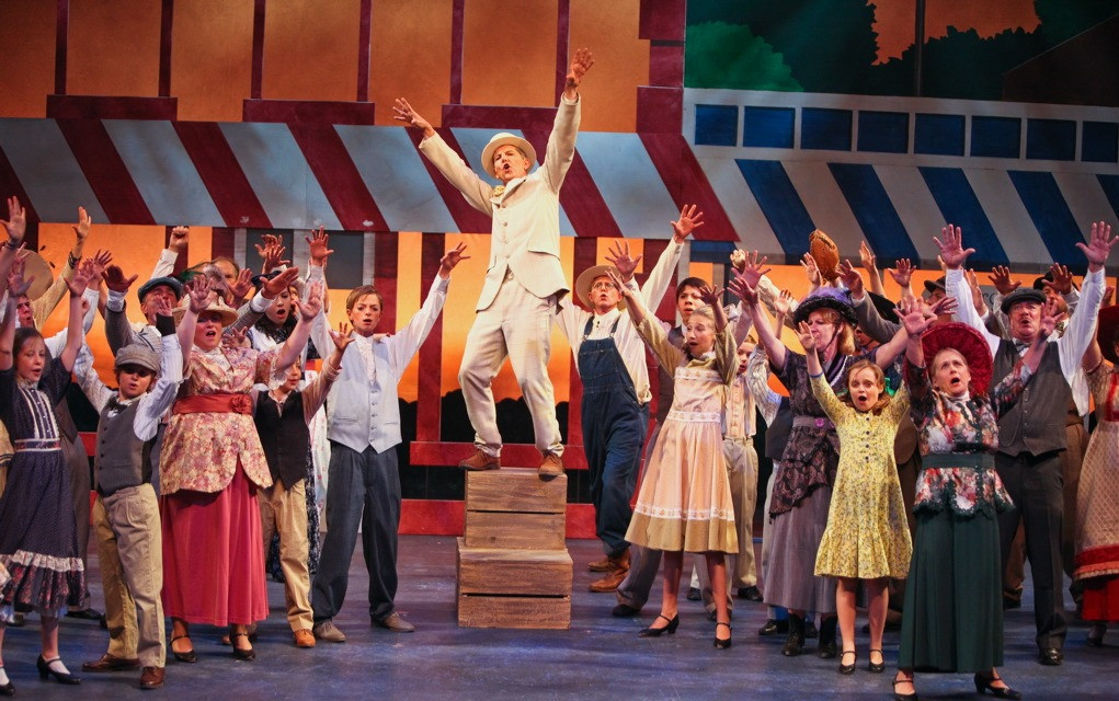 The Music Man 2009
