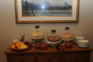 Cheesecake Bar Wedding