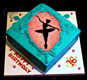 Tiffany Box Ballerina