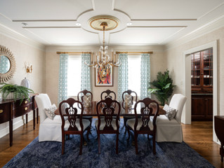 Traditional Dining Room Revival
