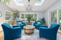 modern sunroom