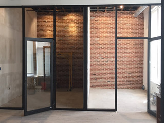 Brick-It Brings Texture to Commercial Renovation