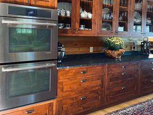 Pushaw Lake Custom Kitchen