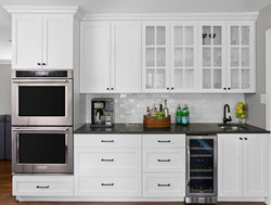 custom kitchen, high end appliances