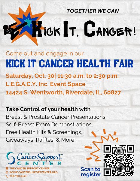 Kick It Cancer Riverdale Health Fair Flyer 10.6 Edit (1).png