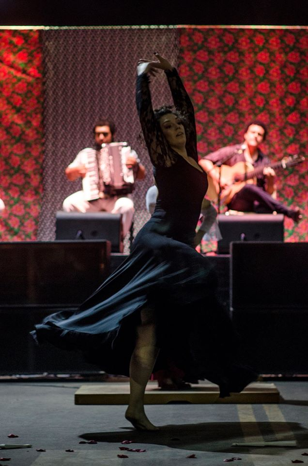 Nosso Flamenco Camdança