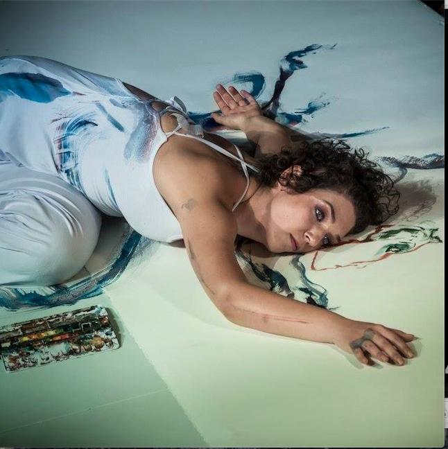 Pintura e Movimento com Egas Franci