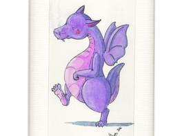 Plukaposer série dragons