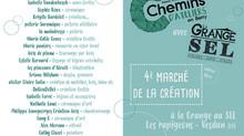 """4ème marché de la création """"Chemins d'atelier"""""""
