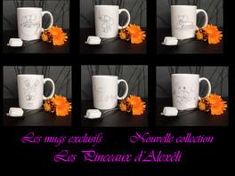 Mugs... en couleurs!!