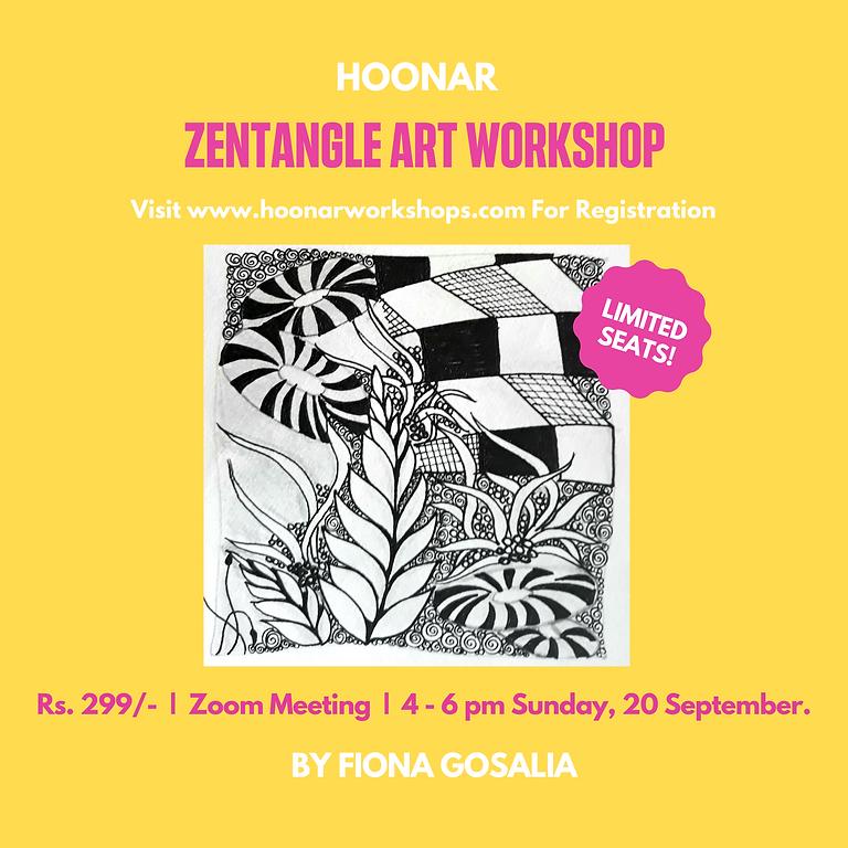 Zentangle Art Workshop
