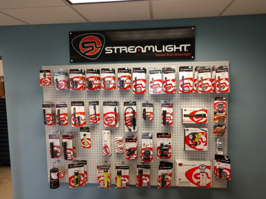 Streamlights