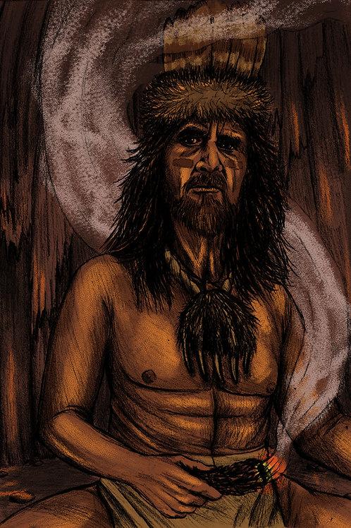 Ohlone Medicine Man