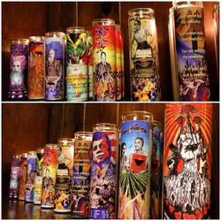 Revolutionary candles