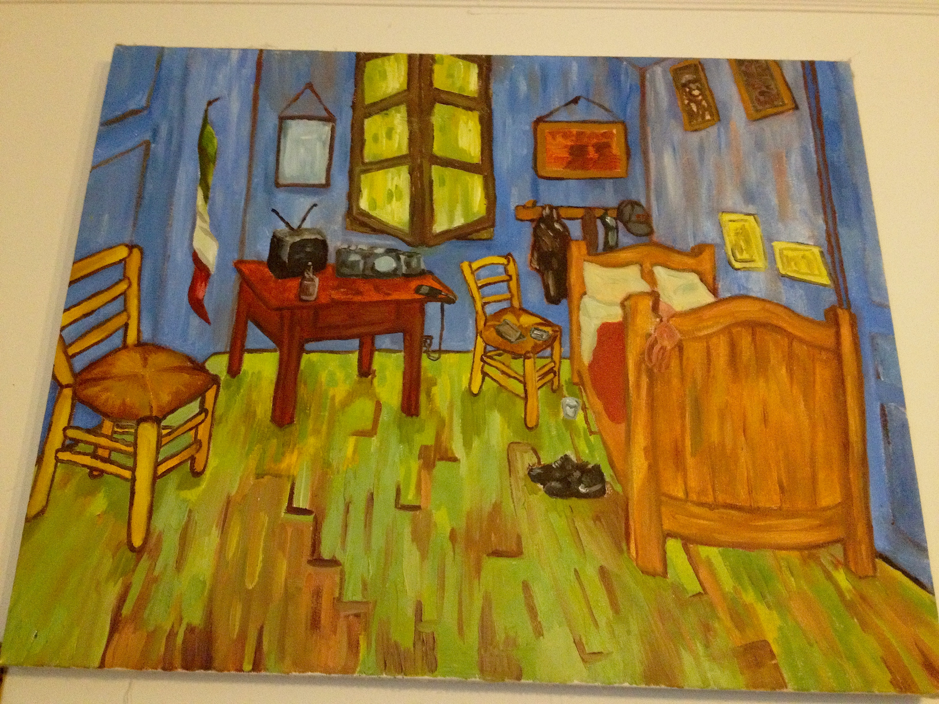 My Van Gogh Room