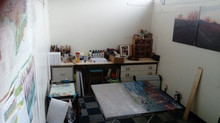 Studio Artist at Participate Contemporary Artspace