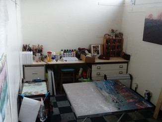 Studio Artist at Participate Contemporary Artspace
