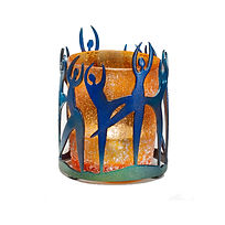 Dor L'Dor Yahrzeit Candle Holder