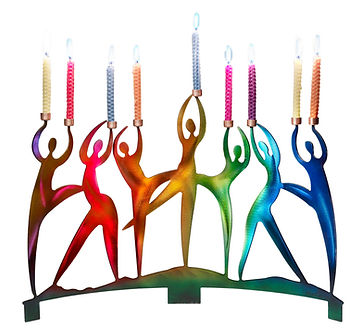 Festival of Lights Menorah