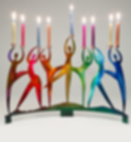 Large Festival of Lights Menorah for web